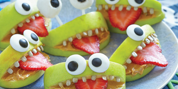 Apple Goons adn Eyeballs